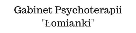 Psychoterapia Å?omianki